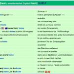 Pons Online Übersetzer