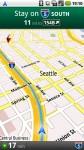 Google Navigationsystem: Die Standard 3D Ansicht sieht noch relativ gewöhnlich aus