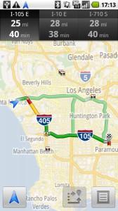 Google Navi: Alternative Routen finden leicht gemacht - inklusive Stauaufkommen