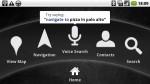 Google Navi: Der Car Dock Modus vergrößert das Interface