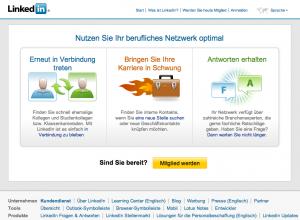 LinkedIn (Deutsche Version)