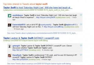 Twitter auf Bing Screenshot 2