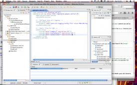 App Engine: Die appengine-web.xml anpassen