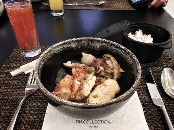 Japanisches Frühstück im Frankfurter Hotel